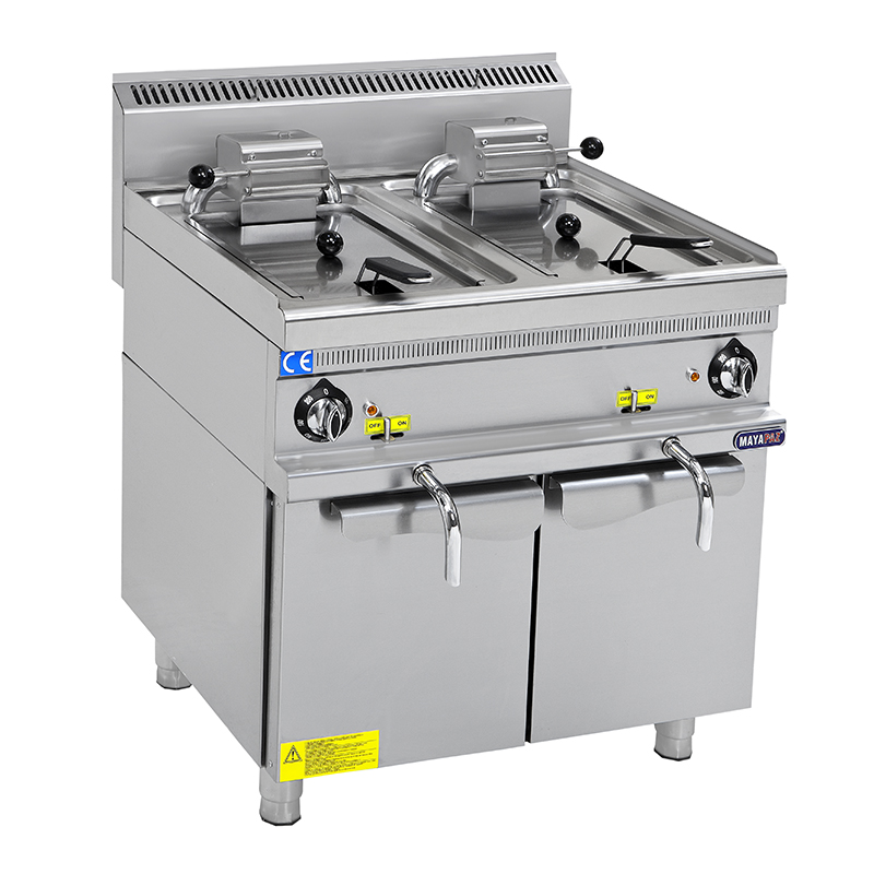 ELECTRIC-GAS DEEP FRYER