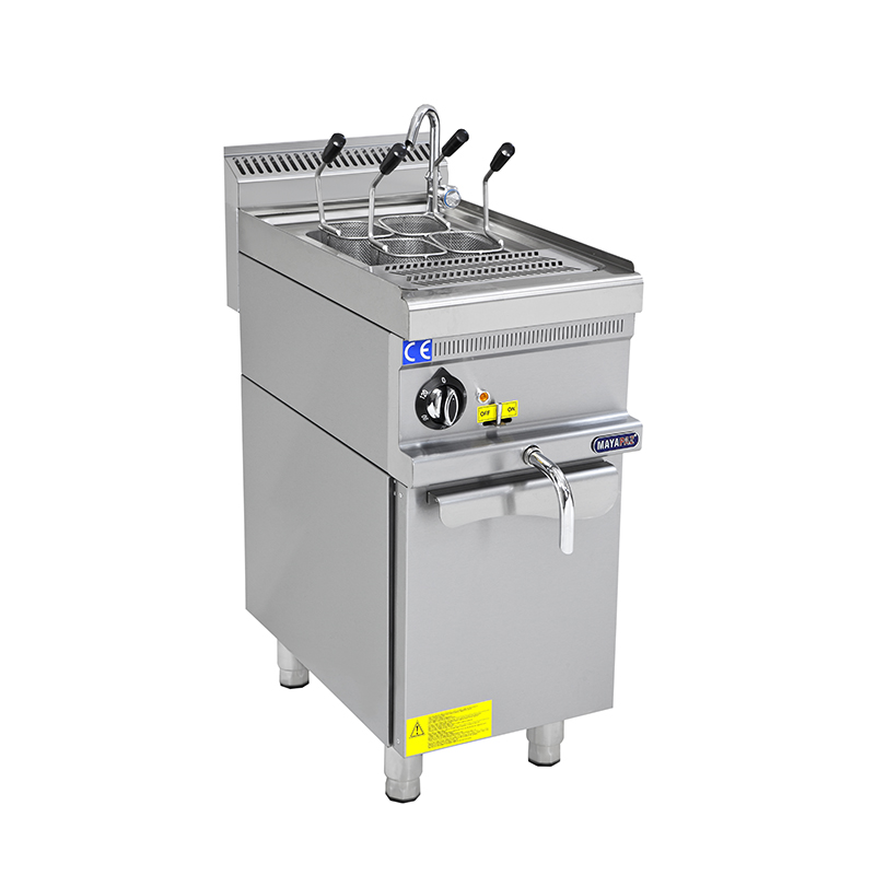 ELECTRIC-GAS PASTA BOILER